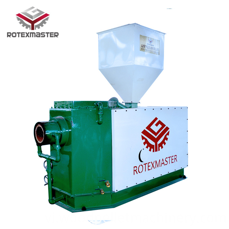 new biomass burner